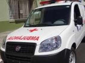 Fiat Doblo Ambulancia - Anticipo O Tu Usado - 0km 2018----1