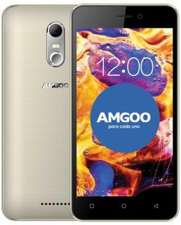 Telefono Celular Amgoo C1. 4gb. Doble Sim. Excelente