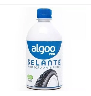 Selante Liquido Bike Algoo 500 Ml Anti Furo P/ Pneu Tubeless