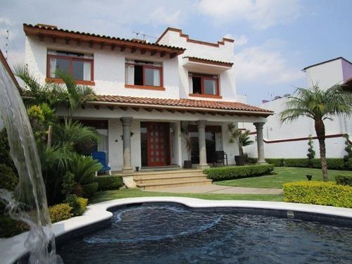 Casa En Renta En Lomas De Ahuatlan En Cuernavaca Morelos