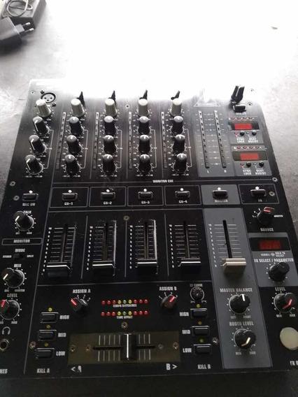 Mixer Djx 750 - Behringer