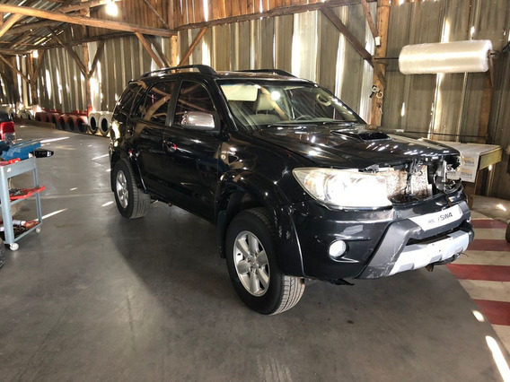 Toyota Hilux 3.0 Sw4 Cab. Dupla 4x4 4p Sucata
