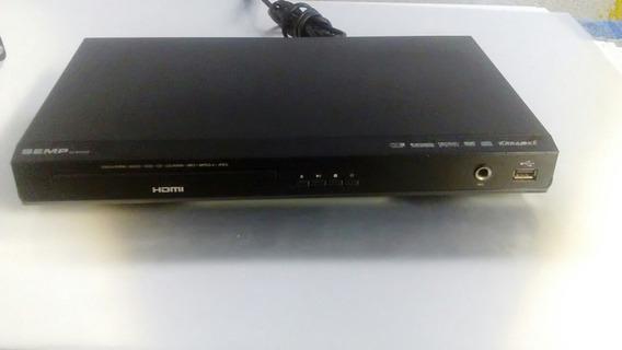 Aparelho Dvd Semp Modelo Sd 8072hd