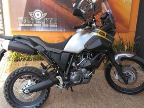 Tenere 660 Cinza 2015/2016 Moto Semi Nova