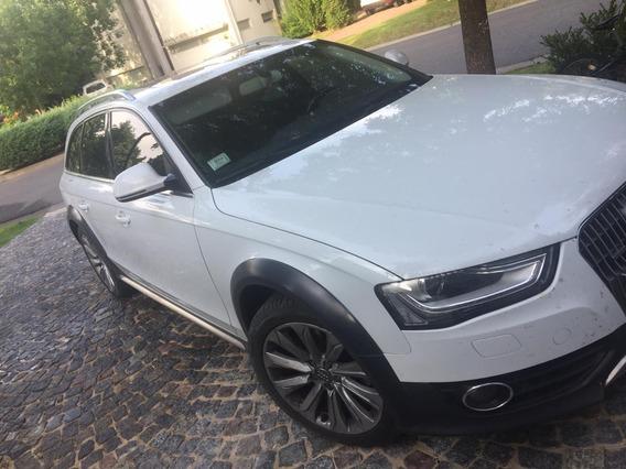 Audi Allroad. Impecable En Serio. 211 Cv Blanco