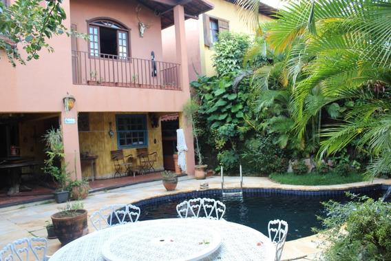 Casa Com 4 Quartos Para Comprar No Itapoã Em Belo Horizonte/mg - 2022
