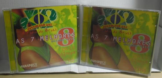 Cd Jp As 7 Melhores Jovem Pan Sat Vol 08 House Pop Lacrado.
