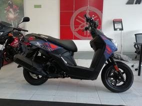 Yamaha Bws X Fi