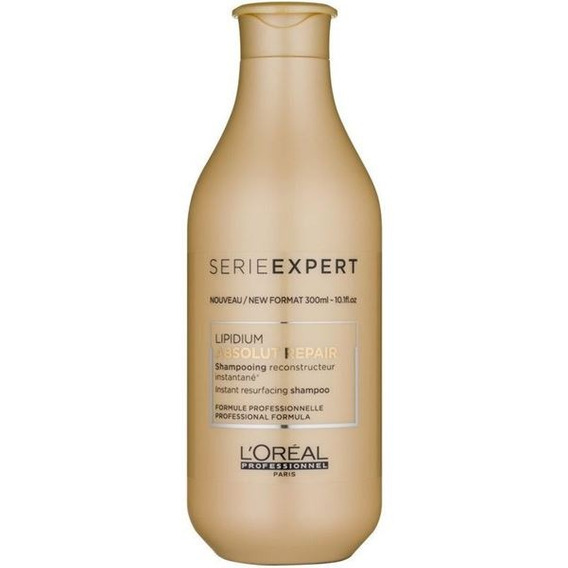 Shampoo Absolut Repair, 300ml. Loreal.