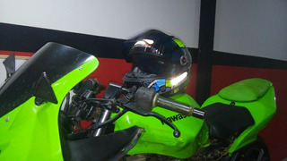 Kawasaki Ninja 250r Esportivas