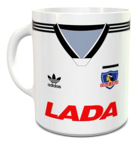Tazón Colo Colo 1991