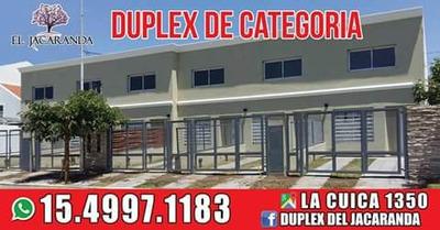 En Venta Duplex De Categoria En Ciudad Evita