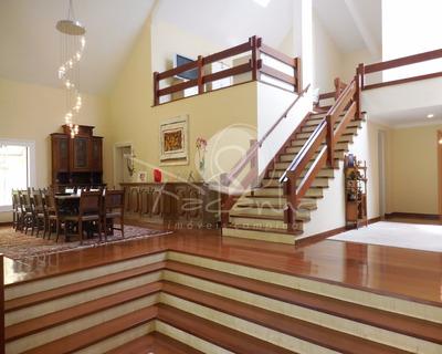 Casa A Sobradada Em Condomínio Para Venda No Gramado Em Campinas - Imobiliária Em Campinas - Ca00456 - 4930888