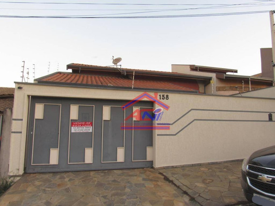 Casa Com Piscina, 2 Dormitórios À Venda, 170 M² - Jardim Terras De Santo Antônio - Hortolândia/sp - Ca0084