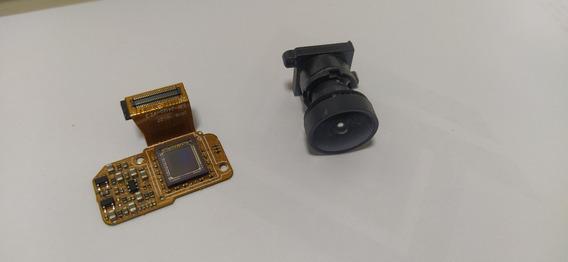 Sensor + Lente Da Câmera Sjcam Sj6 Legend