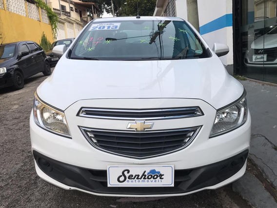 Chevrolet Onix Lt 1.0 Manual Branco - 2013
