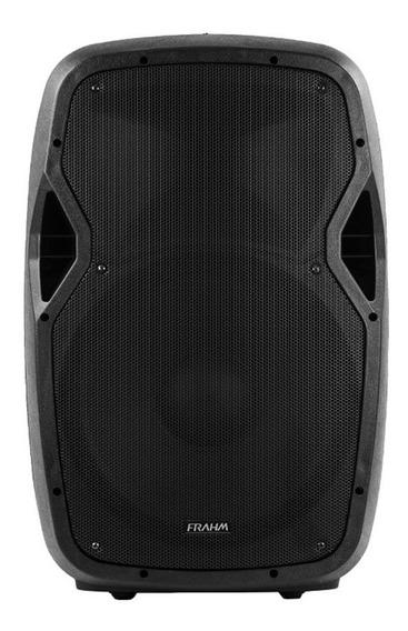 Caixa Amplificada Groov Gr15abt 350w 15 Polegadas Frahm