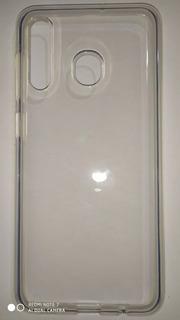 Funda Samsung A20 A30 A50 - Tpu Silicona Reforzada Transpa