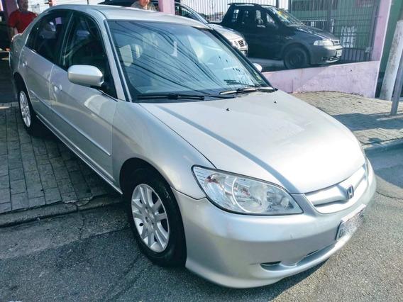 Honda Civic 2006 1.7 Lx 4p