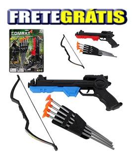 Arco E Flecha + Arma Balestra Combat Compre Aqui