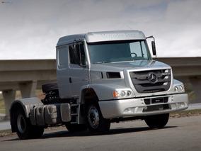 Mercedes Benz Atron Por Solo $179.700 Y Saldo En Cuotas