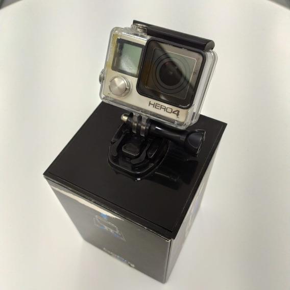 Câmera De Ação Gopro Hero 4 Silver