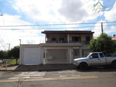 Sobrado Residencial À Venda, Planalto Do Sol, Sumaré. - So0143