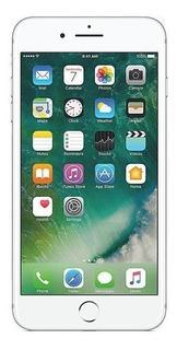 Apple iPhone 7 Plus 32gb Prata Tela 5.5 Semi Novo Intacto