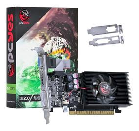 Geforce Gt 730 4gb Ddr3 128 Bits Com Kit Low Profile Incluso