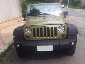 Jeep Wrangler 3.6 Unlimited Sport Aut. 4p