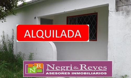 ** Alquilada **casa Apto Alquiler En Playa Pascual