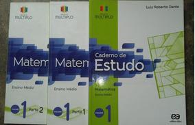 Livro: Projeto Múltiplo Matemática Volume 1