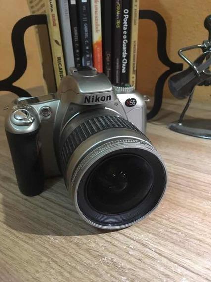 Câmera Analógica Nikon N55