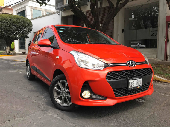 Hermoso ! Hyundai Grand I10 2018 Gls Maximo Equipo 16,000 Km