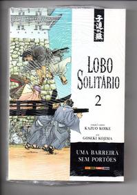 Lobo Solitario 2 - Panini 02 - Bonellihq Cx38 E19