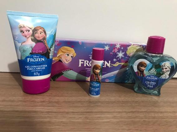 Kit Avon Completo Frozen