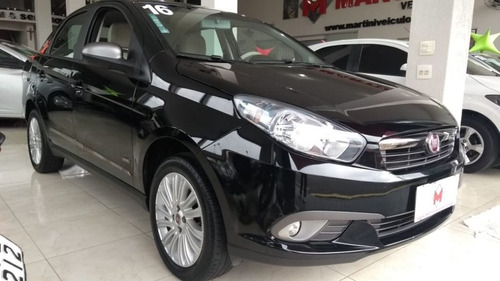 Grand Siena 1.6 Mpi Essence 16v Flex 4p Manual 2016/2016