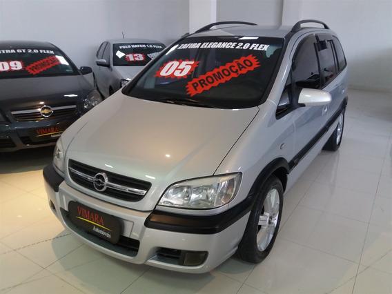 Chevrolet Zafira 2.0 Mpfi Elegance 16v Gasolina 4p