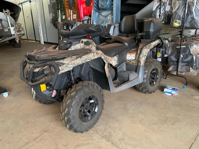 Brp Can-am Outlander 650 Max Xt 154hrs 2014 Posto 6