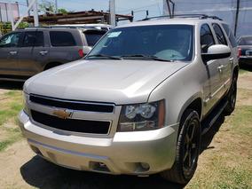 Chevrolet Tahoe B Suv Piel Cd 2a Fila Asientos At