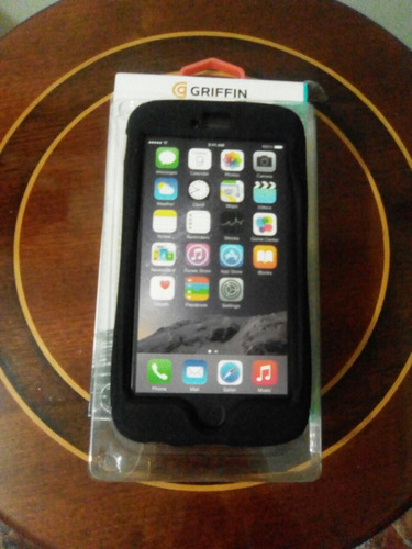 Forro iPhone 6 Plus -7s Griffin Slim Nuevo