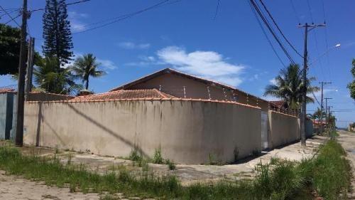 Casa Com 4 Quartos, Lado Praia, Itanhaém-sp - 5181/p