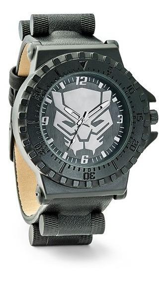 Reloj Pantera Negra Black Panther Marvel