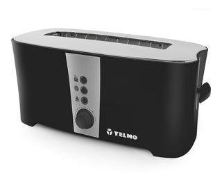 Tostadora Yelmo To-3002g 700 W 7 Niveles Tuesta Sandwiches