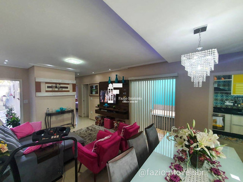 Imagem 1 de 28 de Casa Com 3 Dormitórios À Venda, 87 M² Por R$ 450.000,00 - Condomínio Villagio Das Flores - Taubaté/sp - Ca0009