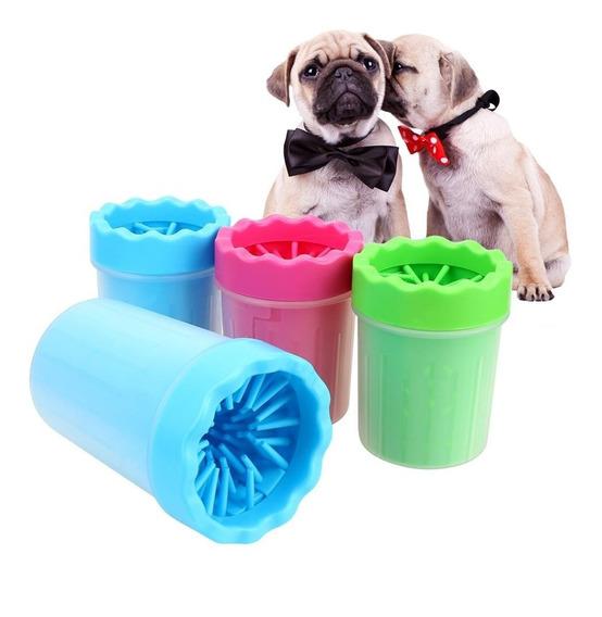 Copo Limpador Limpa Patas Patinhas De Cachorro Cão Pet