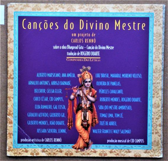 Cd Canções Do Divino Mestre - R Duarte Walter Franco, G Gil
