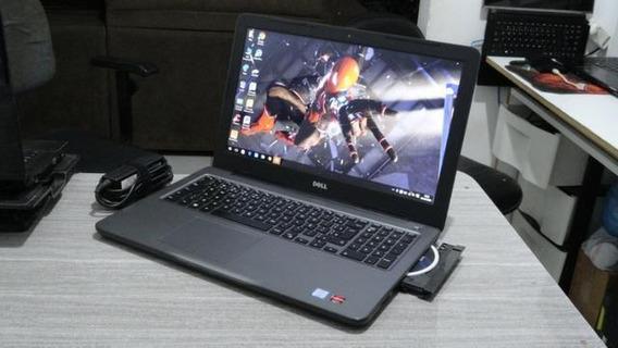 Notebook Gamer Dell I5 8gb 1tb + Placa De Video