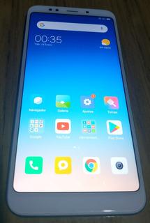 Xiaomi Redmi 5 Plus 3gb 32gb En Caja, Impecabl Descuento2000