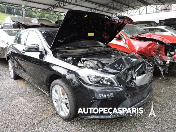 Sucata Mercedes-benz A200 1.6 Flex 2016 Peças A200